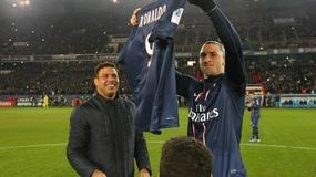 Zlatan Ibrahimović zawsze chciał być jak brazylijski Ronaldo