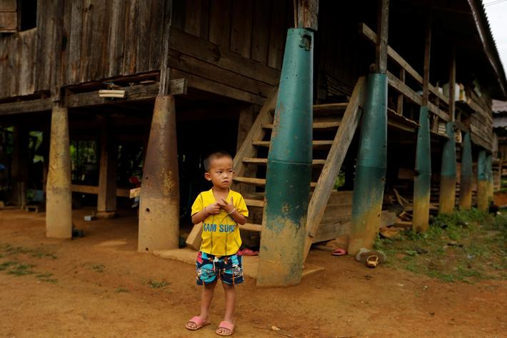 The Wider Image: Lethal legacy of secret war in Laos