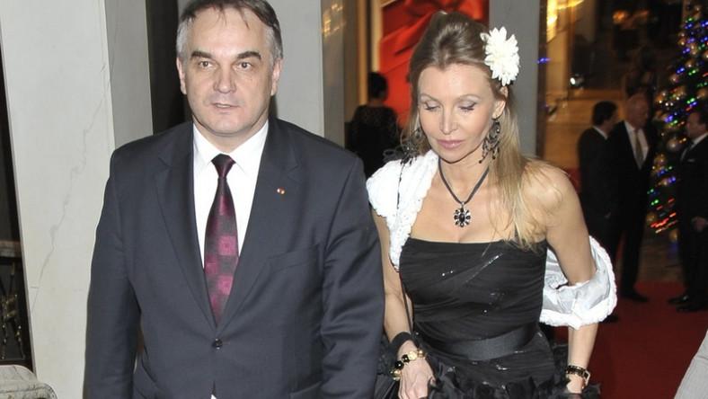 Para pojawiła się razem na gali z okazji 20-lecia Polsatu
