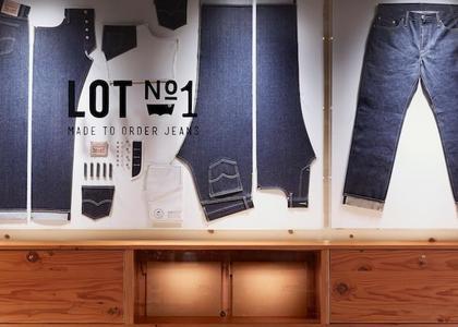 Levi's Lot No. 1: dżinsy na miarę Forbes.pl