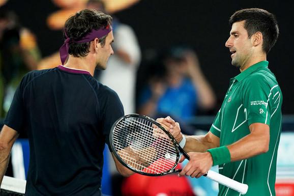 Federer nahvalio Đokovića kao nikad pre i poslednjom izjavom NAJAVIO PREDAJU U GOAT TRCI: To što Novak radi je ludo!