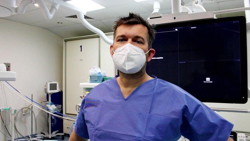 Unikatowa operacja w CZMP w Łodzi