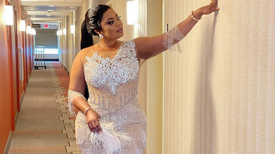 Style girl: Empress Gifty has all the style inspiration for curvy women