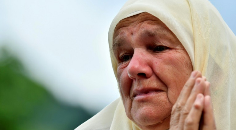 Srebrenica widows agonise over the dead and missing, 25 years later