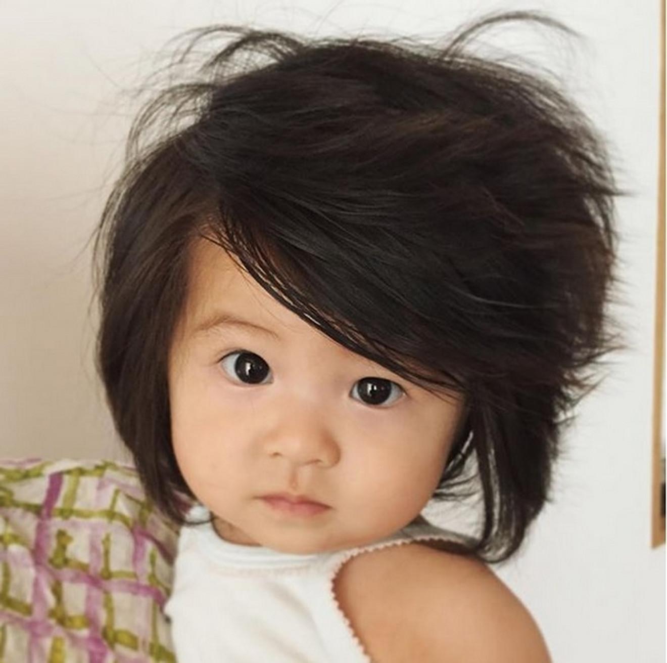 Čanko ima samo godinu dana i najbolju frizuru na svetu