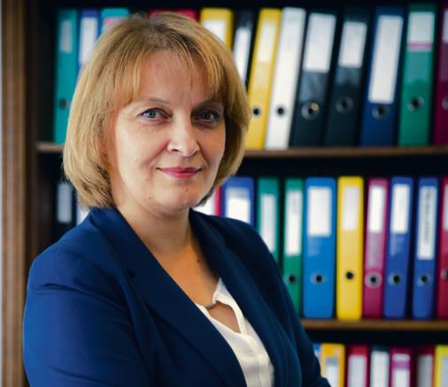 Małgorzata Rakowska, prezes Krajowej Izby Odwoławczej