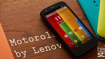 Motorola: Comeback mit Moto G, Lenovo hat große Pläne