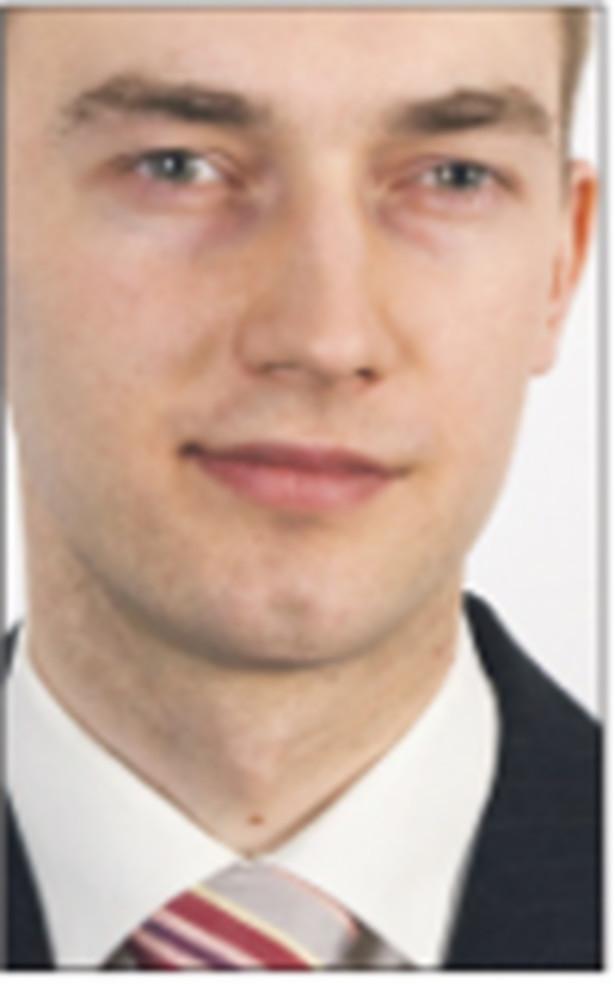 Jarosław Sadowski, analityk firmy Expander
