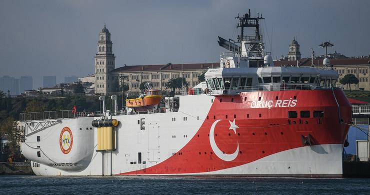 Turski istraživački brod Oruk Reis