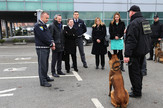 pas granicna policija donacija ambasada francuske