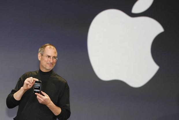 sjobs@apple.com i steve@apple.com – służbowe adresy Steav'a Jobsa