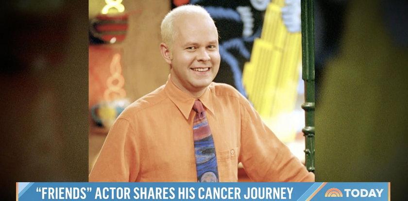 """Gwiazda """"Przyjaciół"""" ma zaawansowanego raka prostaty. Słynny Gunther walczy o życie"""