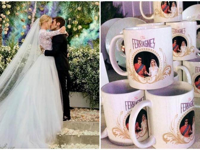Svadba od POLA MILIONA EVRA zasenila i kraljevsko venčanje! Udala se NAJBOGATIJA blogerka u tri venčanice i - NE ZNAMO KOJA JE LEPŠA