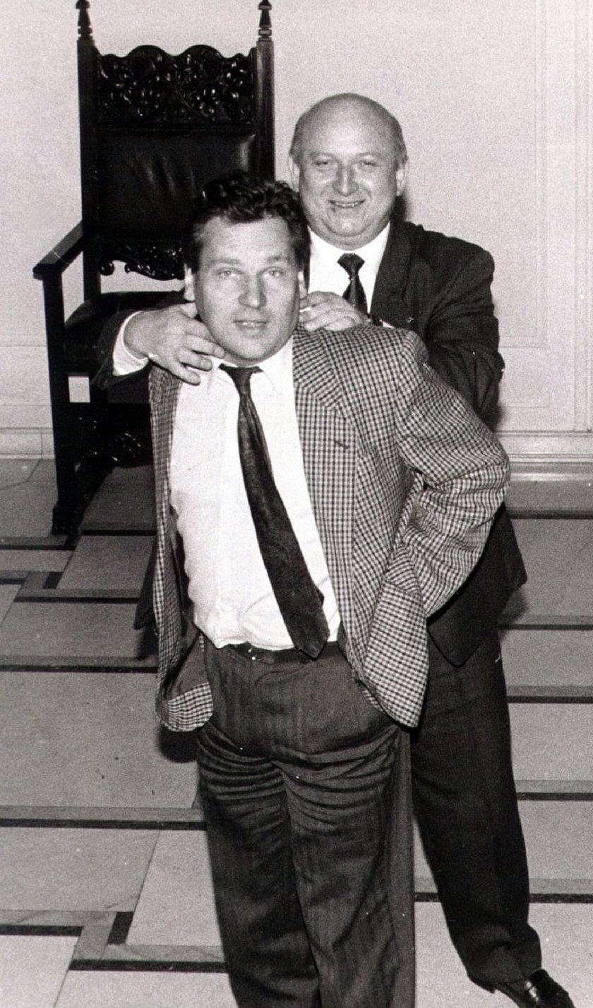 Oleksy i Kwasniewski