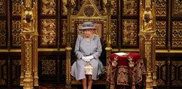 Po raz pierwszy od śmierci księcia Filipa, królowa Elżbieta II wygłosiła mowę tronową