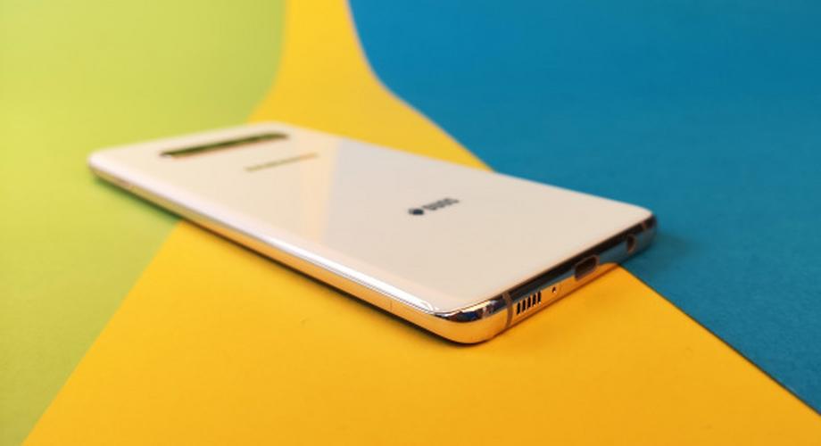 Samsung Galaxy S10+ im Test: viel Technik, hoher Preis