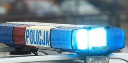 Pijany mężczyzna spał na ulicy. W pobliżu biegała jego 1,5-letnia córeczka