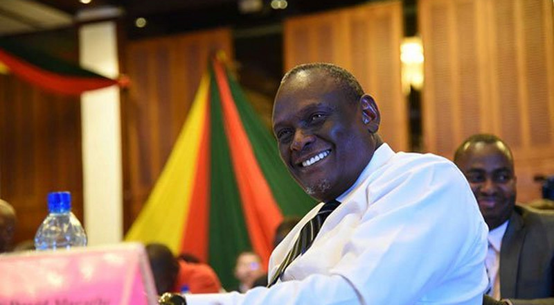 Uhuru is going nowhere after 2022- Murathe reveals inside plan