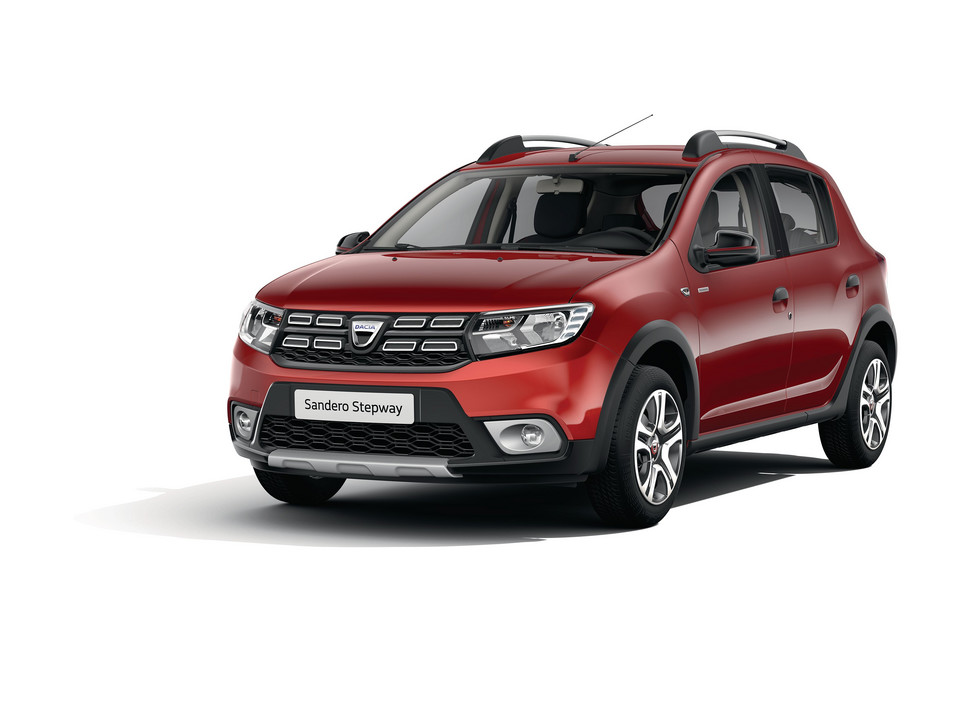 Dacia Techroad 2019
