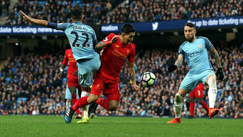 Manchester City - Liverpool FC