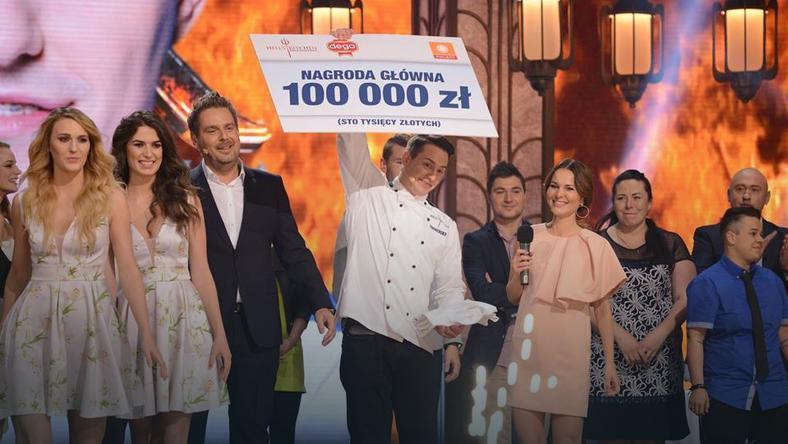 Wojciech Bartczak Wygrał Piątą Edycję Hells Kitchen
