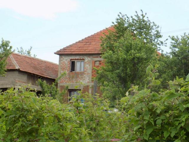 Kuća Ilića u selu Granica