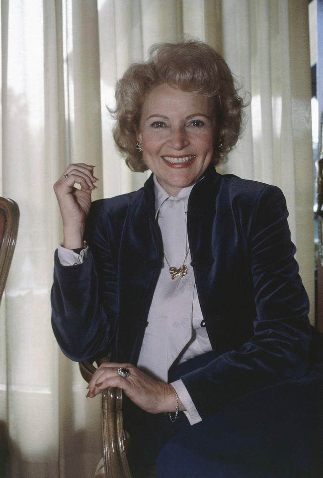 Betty White (1982)