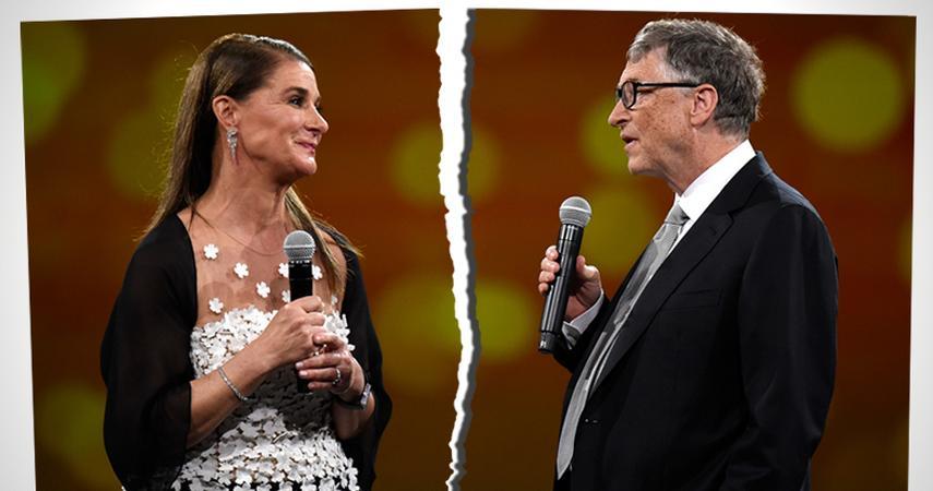Rozwód Billa Gatesa i Melindy Gates. Do podziału 146 mld dolarów