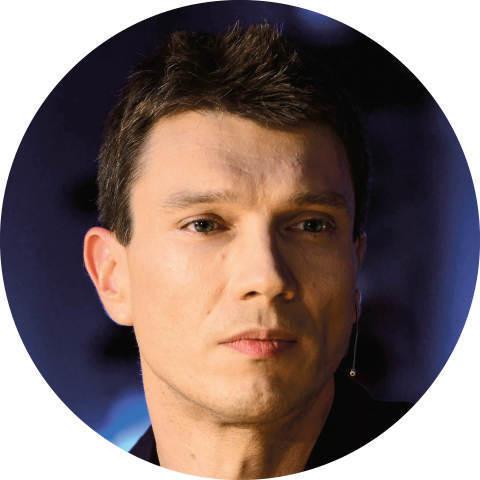 Grzegorz Sroczyński portal gazeta.pl fot. Wojciech Olszanka/East News