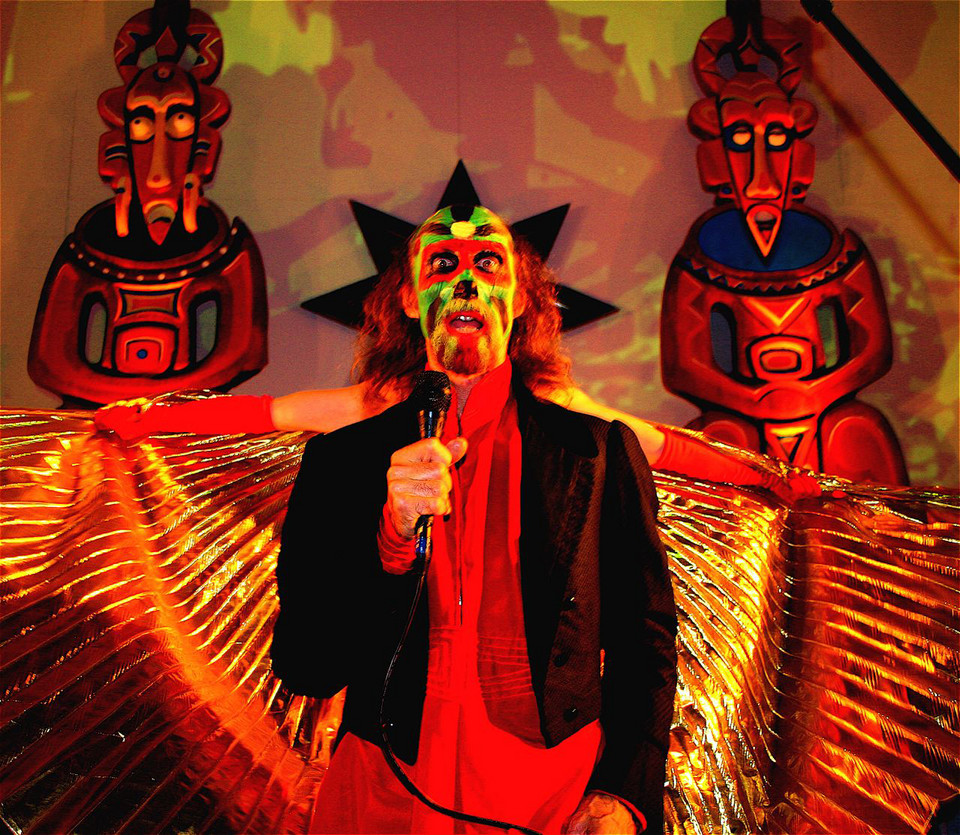 Arthur Brown (fot. www.arthur-brown.com)