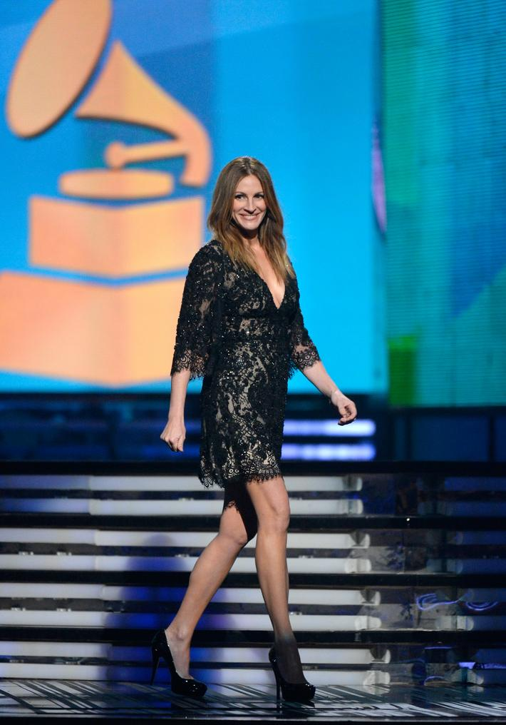 Julia Roberts - Grammy Awards