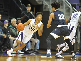NCAA Basketball 2016: Yale vs Washington NOV 13