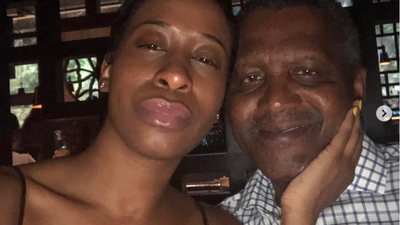 Lady says she dated Dangote and he broke her heart into pieces for effect