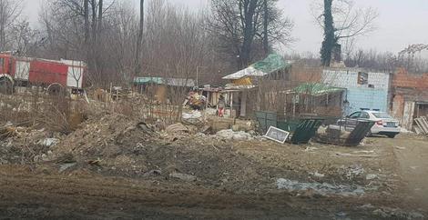 Požar na Čukaričkoj padini