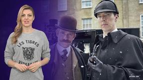 """Świetne wyniki specjalnego odcinka """"Sherlocka""""; próba samobójcza w polskim w serialu - Flesz Filmowy"""