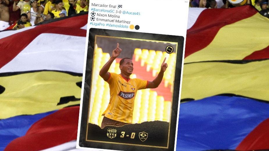 Kuriozalny mecz ligi ekwadorskiej