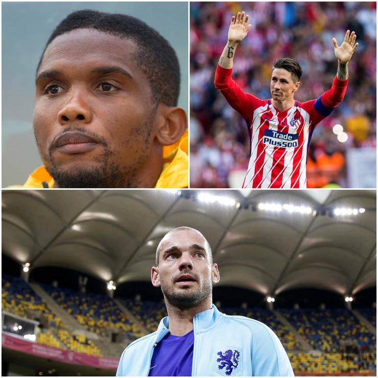 Fudbal, velikani koji su otišli u penziju