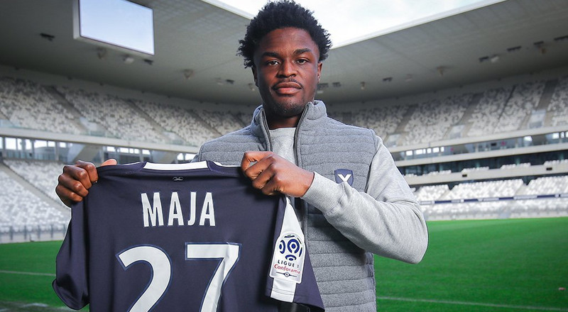 Nigerian-born Josh Maja signs for Bordeaux