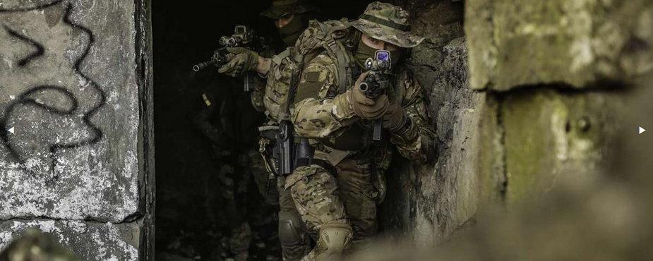 Jednostka Wojskowa Nil zwana jest oczami i uszami polskich wojsk specjalnych. Tym razem chyba czegoś nie dostrzegła