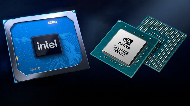 Intel Iris Xe MAX vs Nvidia GeForce MX450