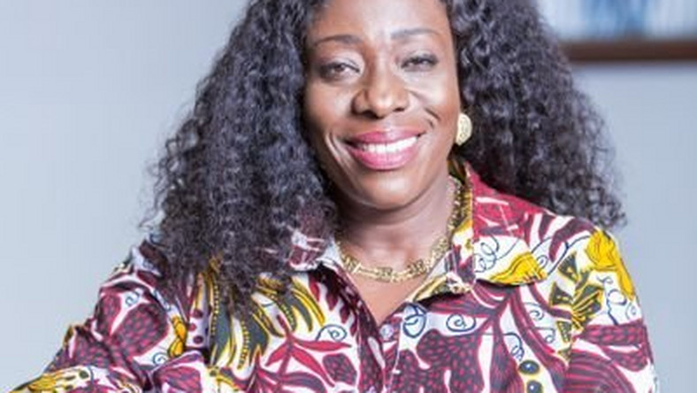 Minister of Tourism, Catherine Afeku