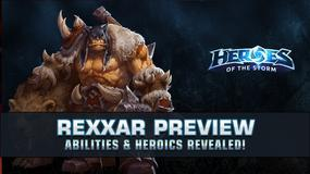 Rexxar trafił do Heroes of the Storm