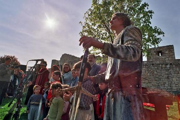 Međunarodni festival viteštva održava se u manastiru Manasija