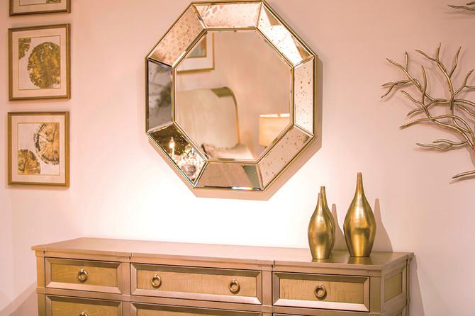 Luksuzni sjaj zlatnih detalja