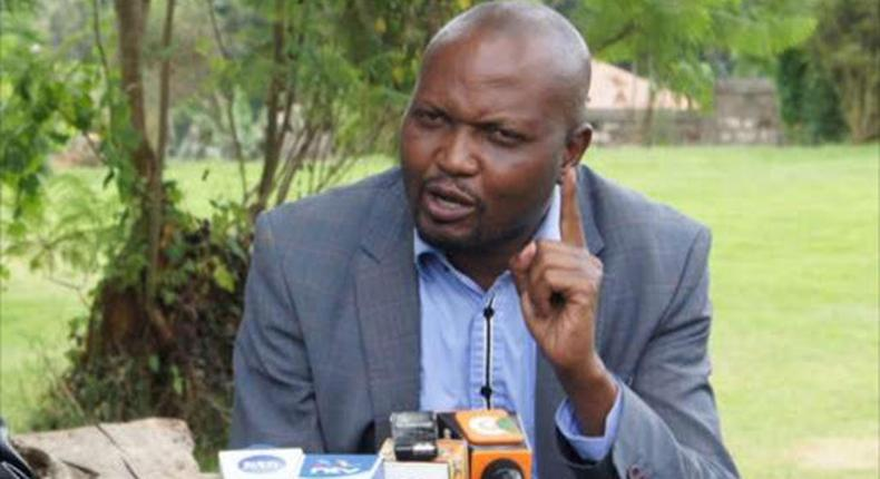 Moses Kuria gives one condition that will make him support the BBI referendum