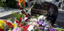 Uroczystości przy grobie Edwarda Gierka