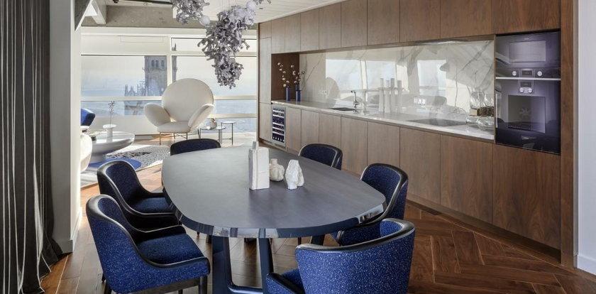 Tak wygląda apartament w Warszawie z ceną 46 tys. zł za metr. Niemożliwy przepych