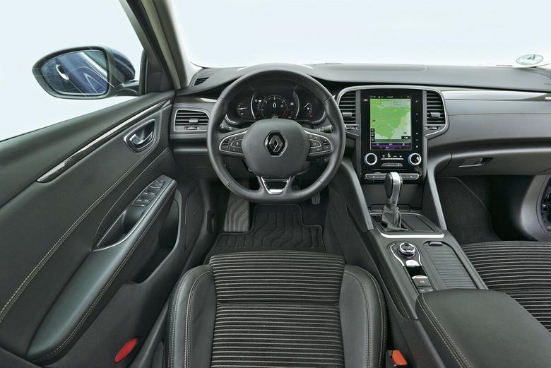 Pożeracze kilometrów - Kia Optima, Mazda 6, Renault Talisman i Skoda Superb
