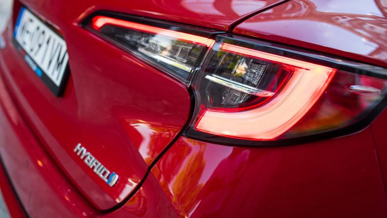 Toyota Corolla TS Kombi 2.0 Hybrid e-CVT Executive
