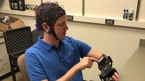 Bioniczna dłoń dla pacjentów po udarze